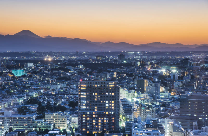 Top 5 FREE Places with the Best Views of Tokyo