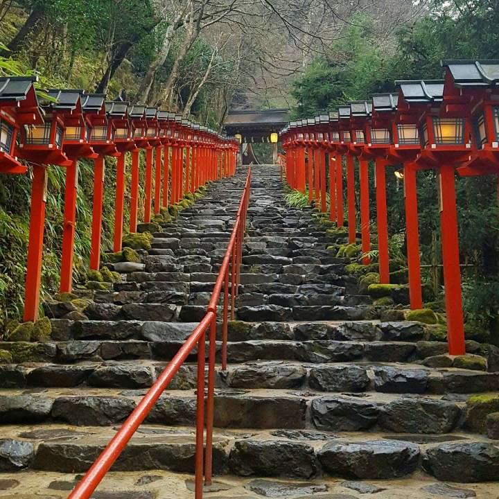 kifune shrine kyoto